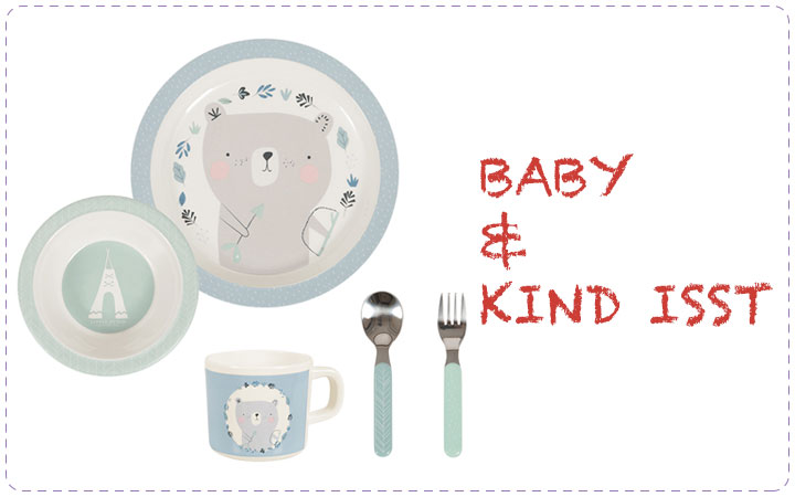 Baby/Kind isst